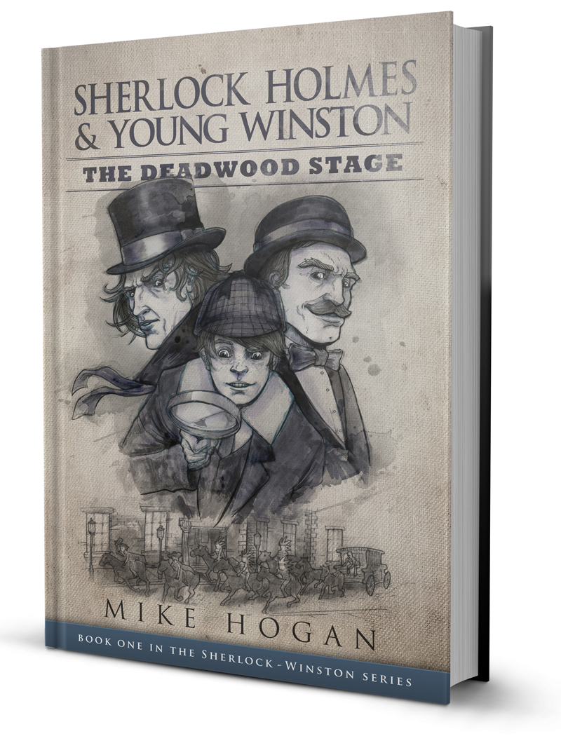 Sherlock Holmes and Young Winston
